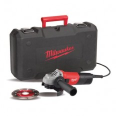 MILWAUKEE - SZLIFIERKA KATOWA 800 W AG 800-115 E D-SET
