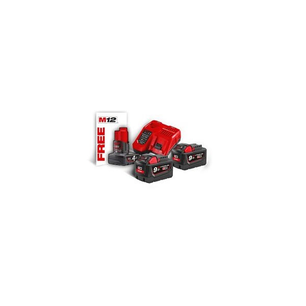 MILWAUKEE HDN2019 - NRG PACK M18 NRG-902