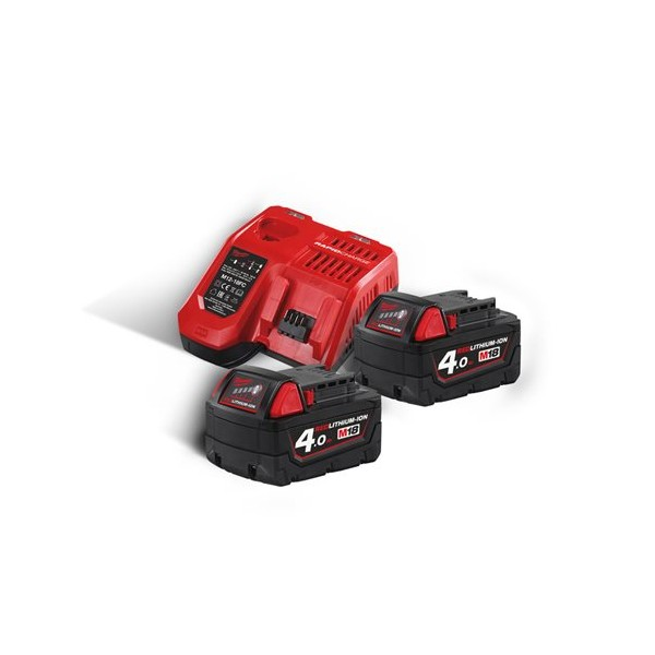 MILWAUKEE HDN2019 - NRG PACK M18 NRG-402