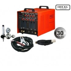 IDEAL - SPAWARKA INWER TIG TIG PULSE MAX-TIG 232 AC/DC DIGITAL