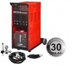 IDEAL - SPAWARKA INWER TIG TIG PULSE MAX-TIG 345 AC/DC DIGITAL R.A.