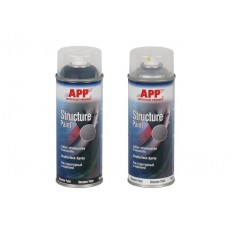 APP - LAKIER STRUKTURALNY STRUCTURE PAINT SPRAY